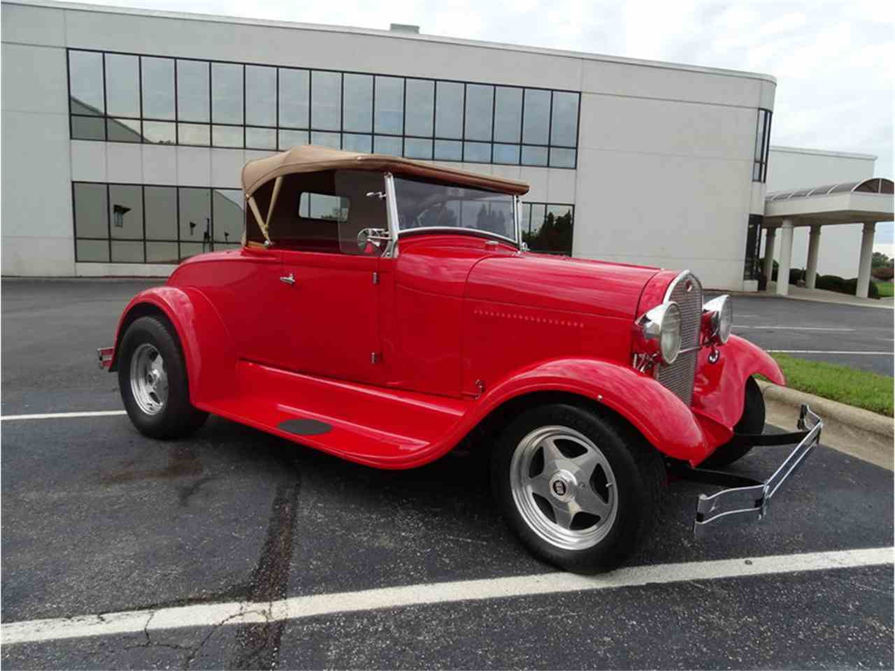 Large Picture of '29 Model A - LVF6