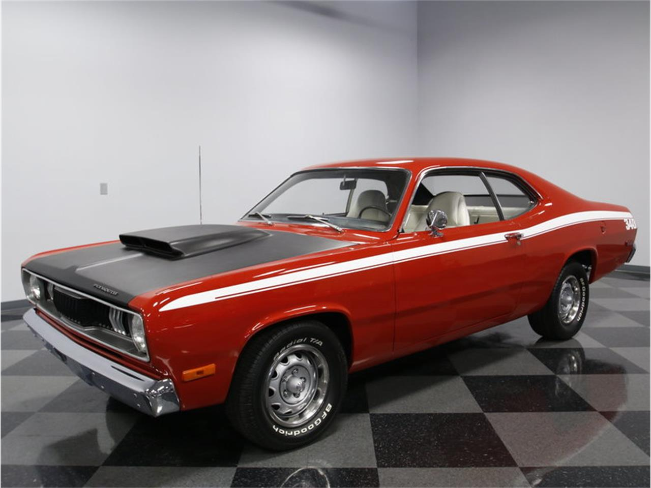 Large Picture of '72 Duster - LVF7