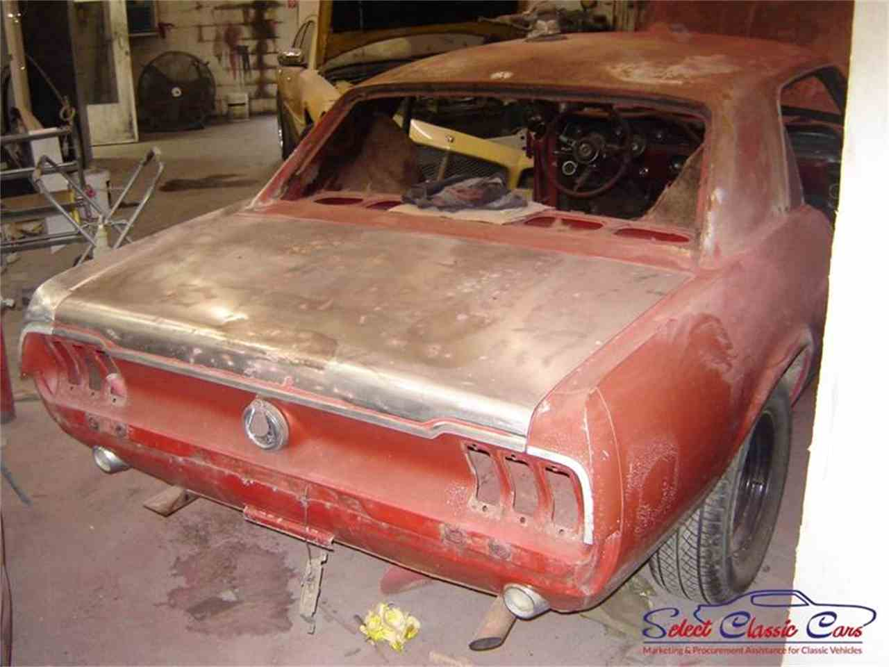 Large Picture of '67 Mustang - LV1H
