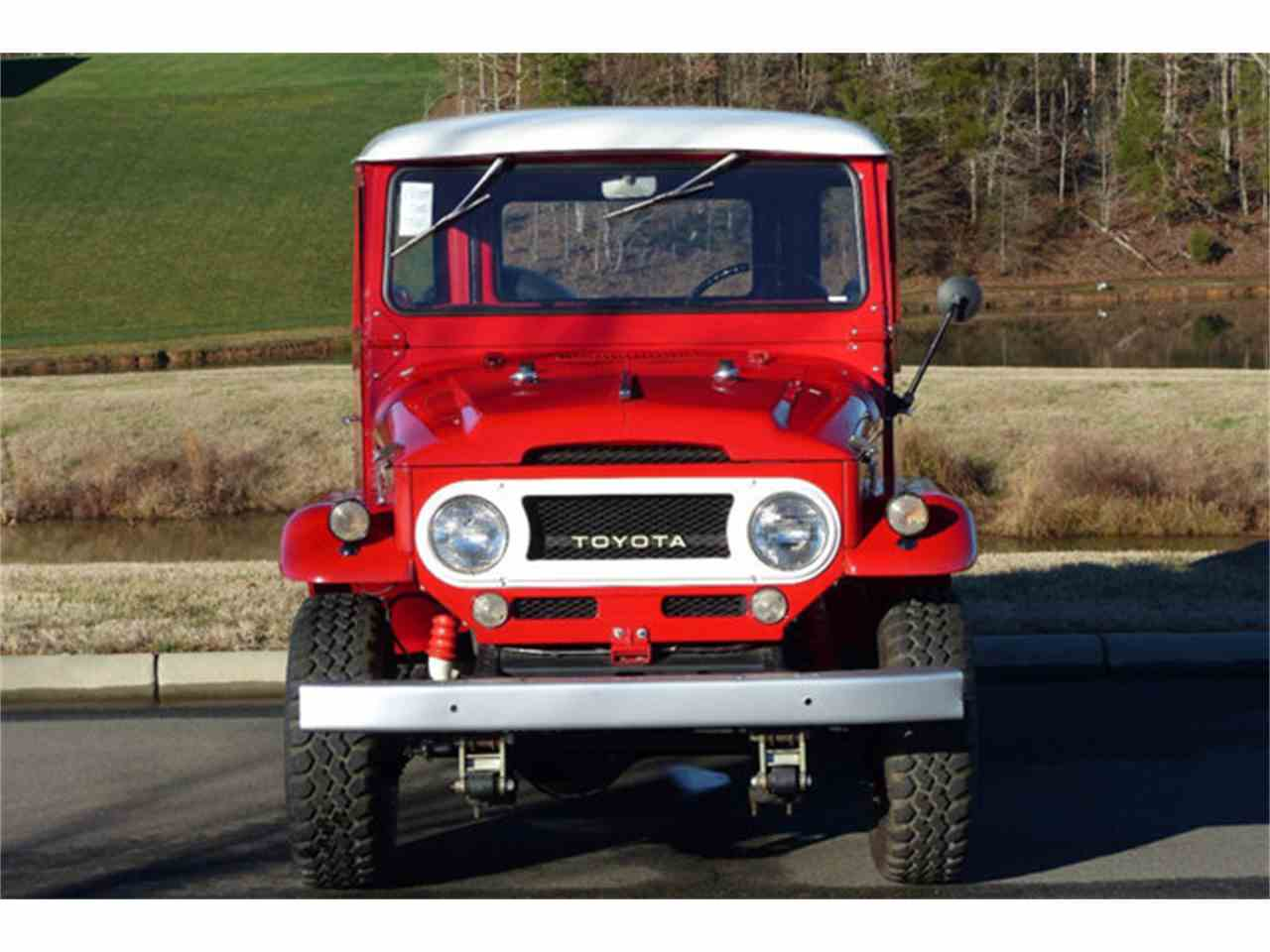 Large Picture of '66 Land Cruiser FJ - LV2Q