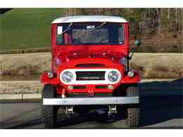 Picture of Classic '66 Land Cruiser FJ - $39,990.00 Offered by Hendrick Performance - LV2Q