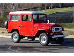 Picture of Classic '66 Toyota Land Cruiser FJ located in Charlotte North Carolina - $39,990.00 Offered by Hendrick Performance - LV2Q