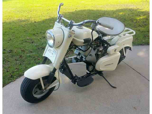 Picture of '62 Motorcycle - LYWD