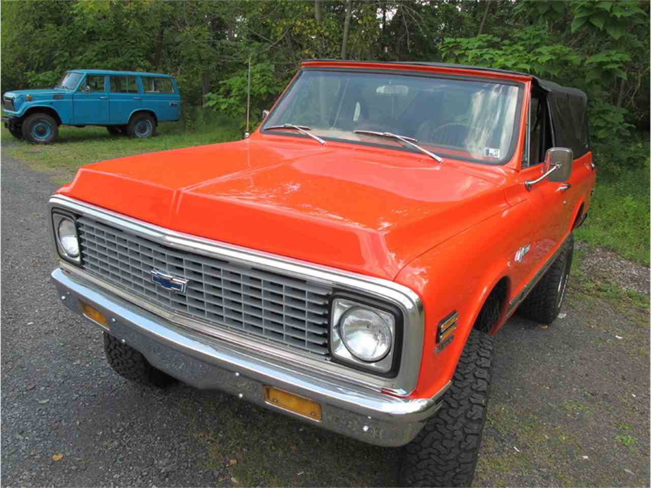 Large Picture of '71 Blazer - LVFA