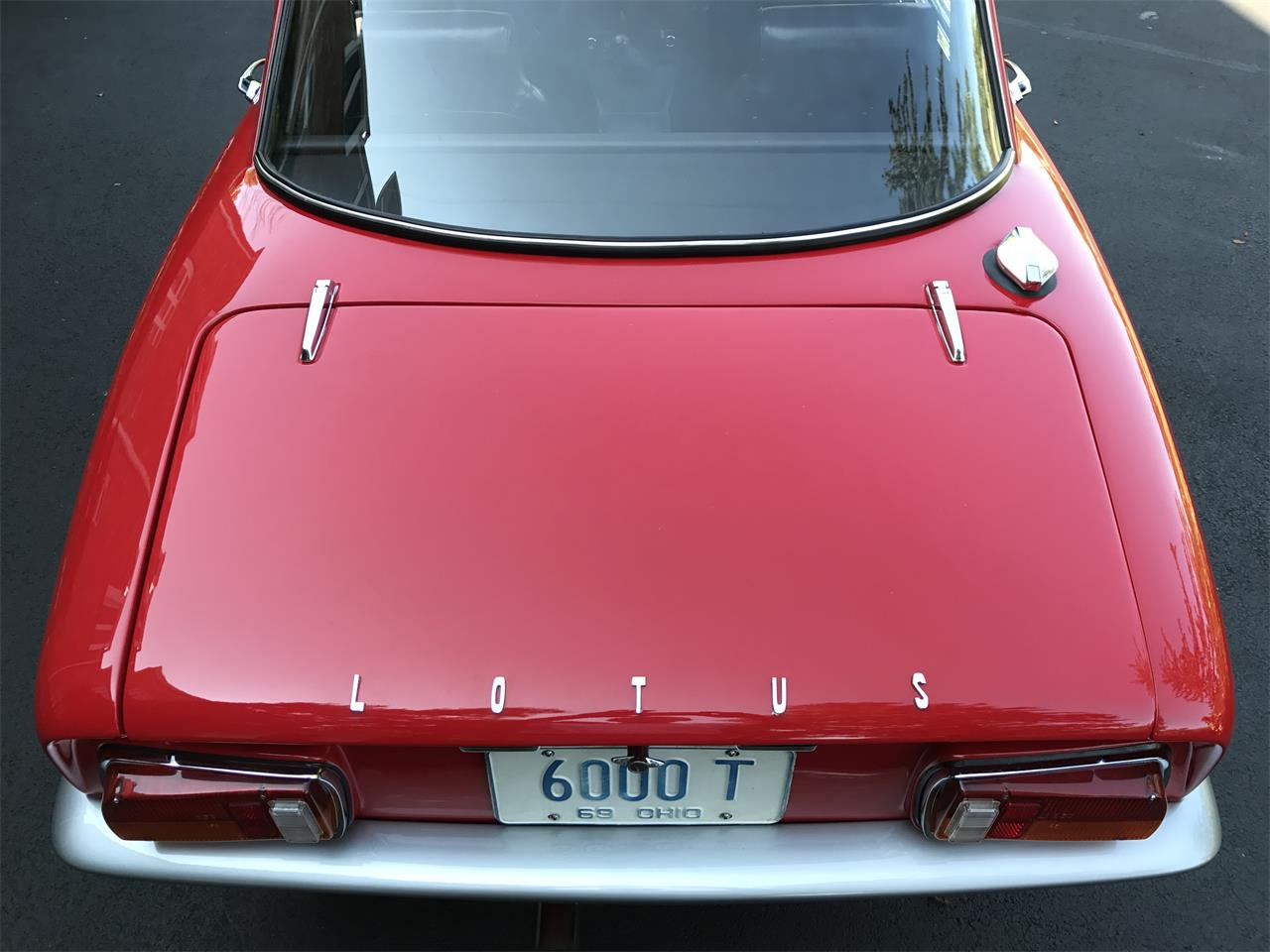 Large Picture of Classic '69 Elan - $26,700.00 - LYX4