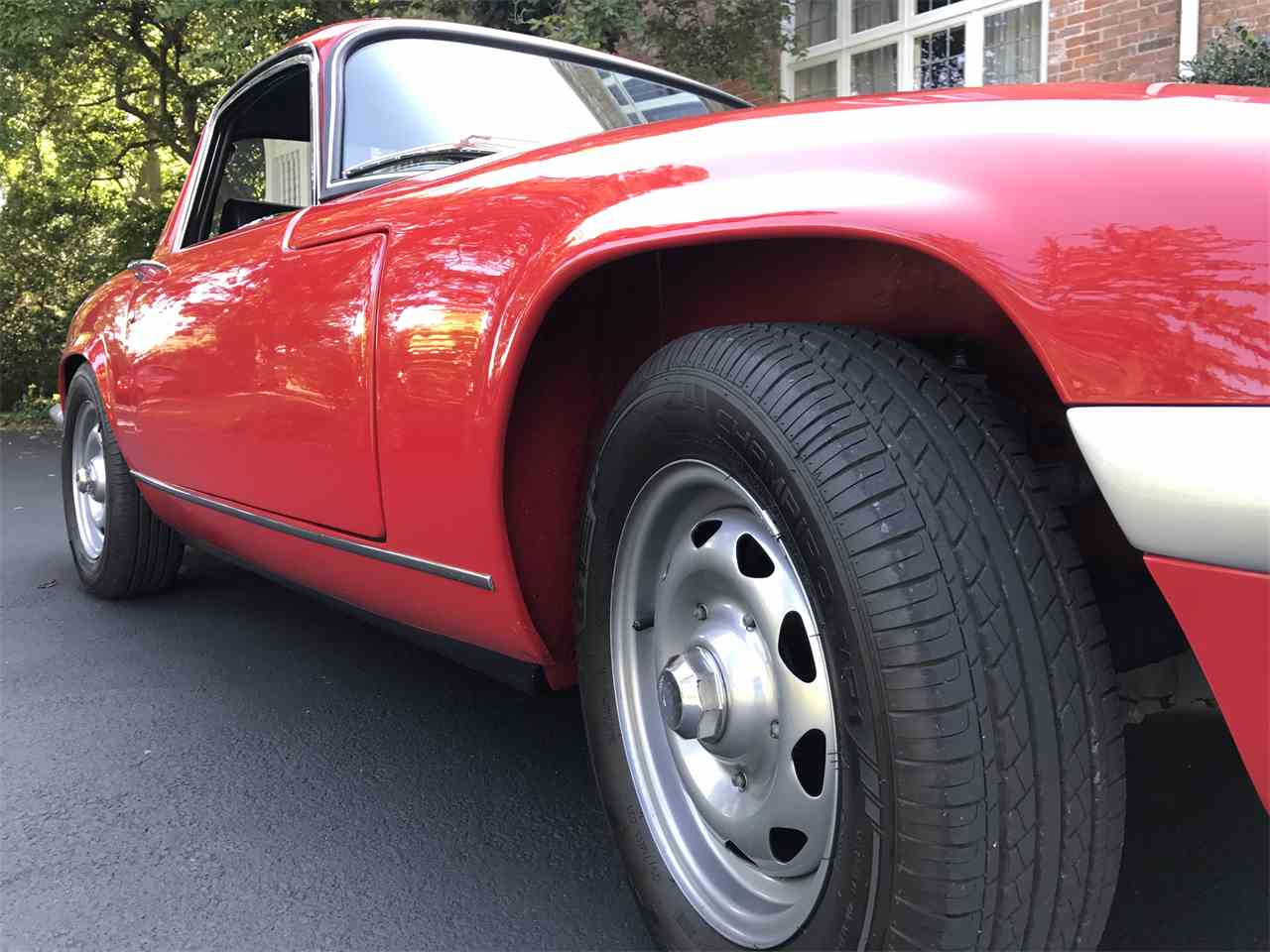 Large Picture of '69 Elan - LYX4
