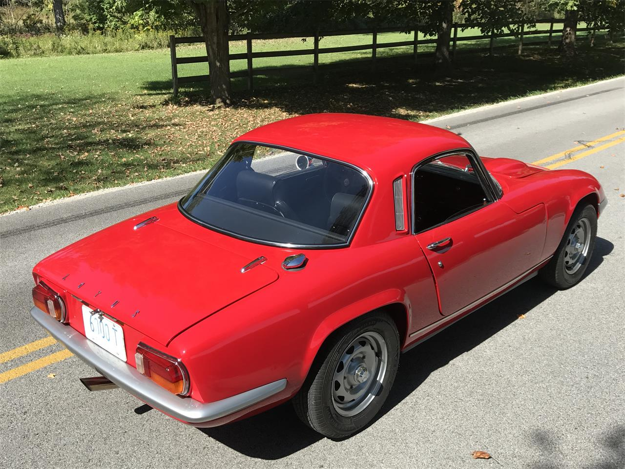 Large Picture of Classic '69 Lotus Elan located in Ohio - $26,700.00 Offered by Central Classic Cars - LYX4