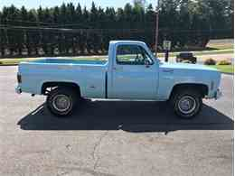 Picture of 1977 C10 Auction Vehicle Offered by GAA Classic Cars Auctions - LVFH