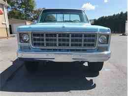 Picture of 1977 Chevrolet C10 Auction Vehicle - LVFH