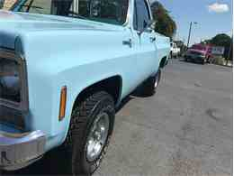 Picture of '77 Chevrolet C10 located in Greensboro North Carolina Offered by GAA Classic Cars Auctions - LVFH