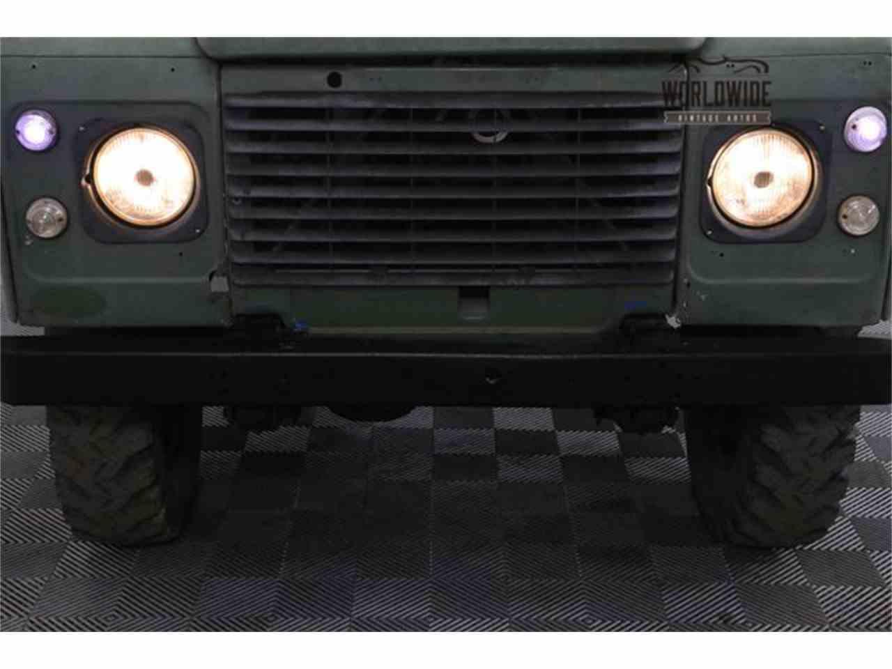 Large Picture of '81 Series IIA - LVFM