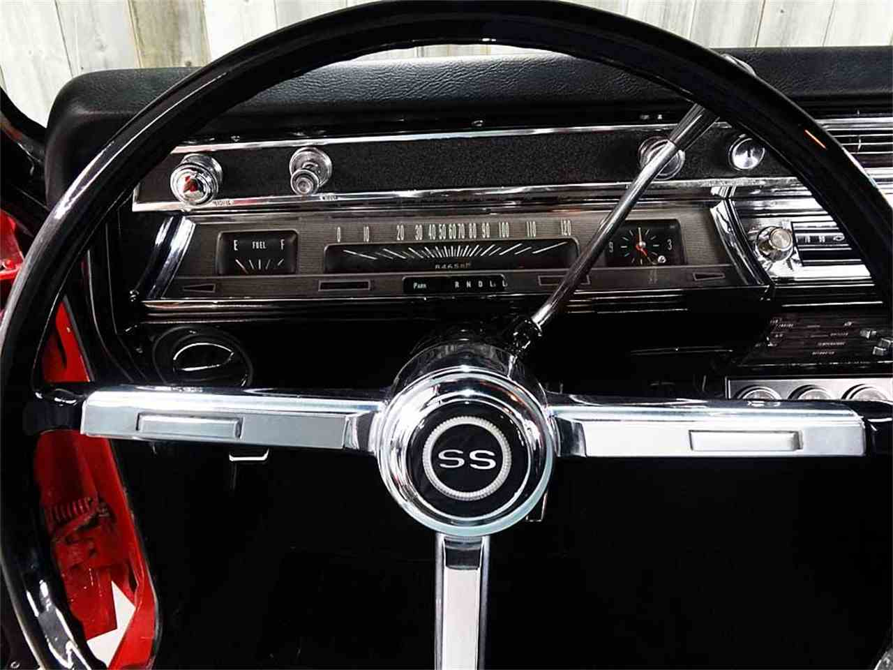 Large Picture of '67 Chevelle - LVFO