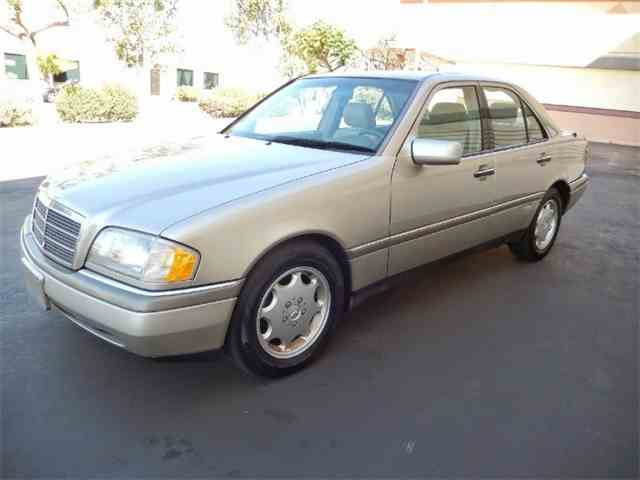 Picture of '96 C-Class located in California - LZ2V