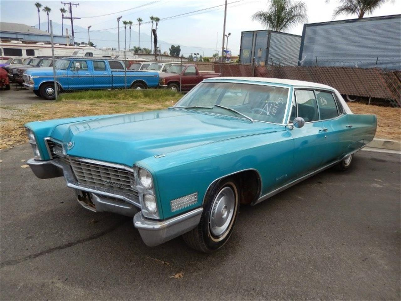 For Sale: 1967 Cadillac Fleetwood in Pahrump, Nevada