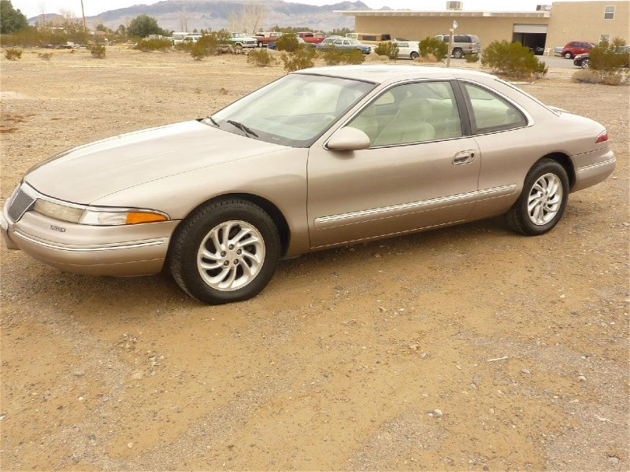 1995 Lincoln Mark Viii For Sale Cc 1025273 Fuse Box Large Picture Of 95 Lz3t