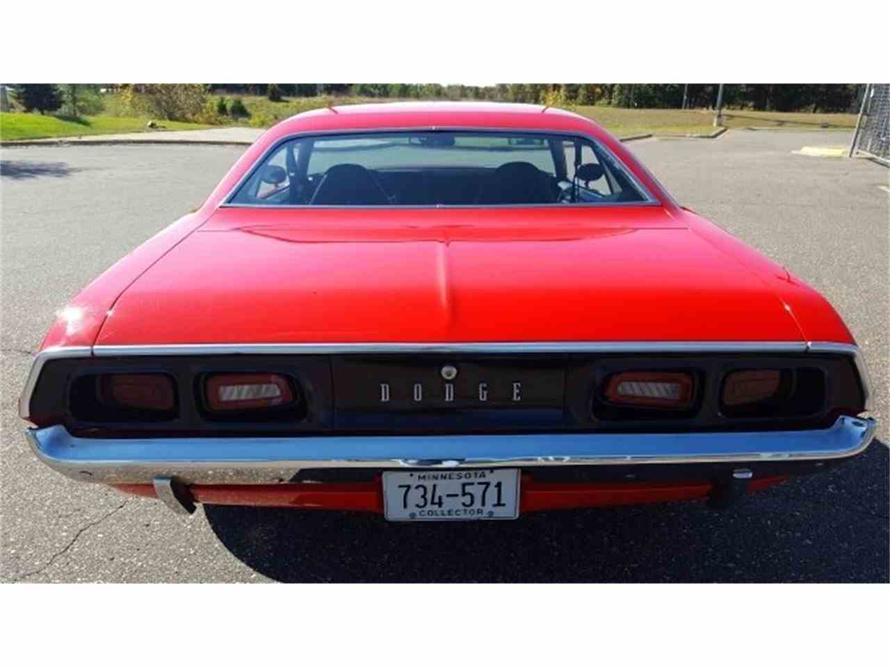 Large Picture of '74 Challenger - LV2T