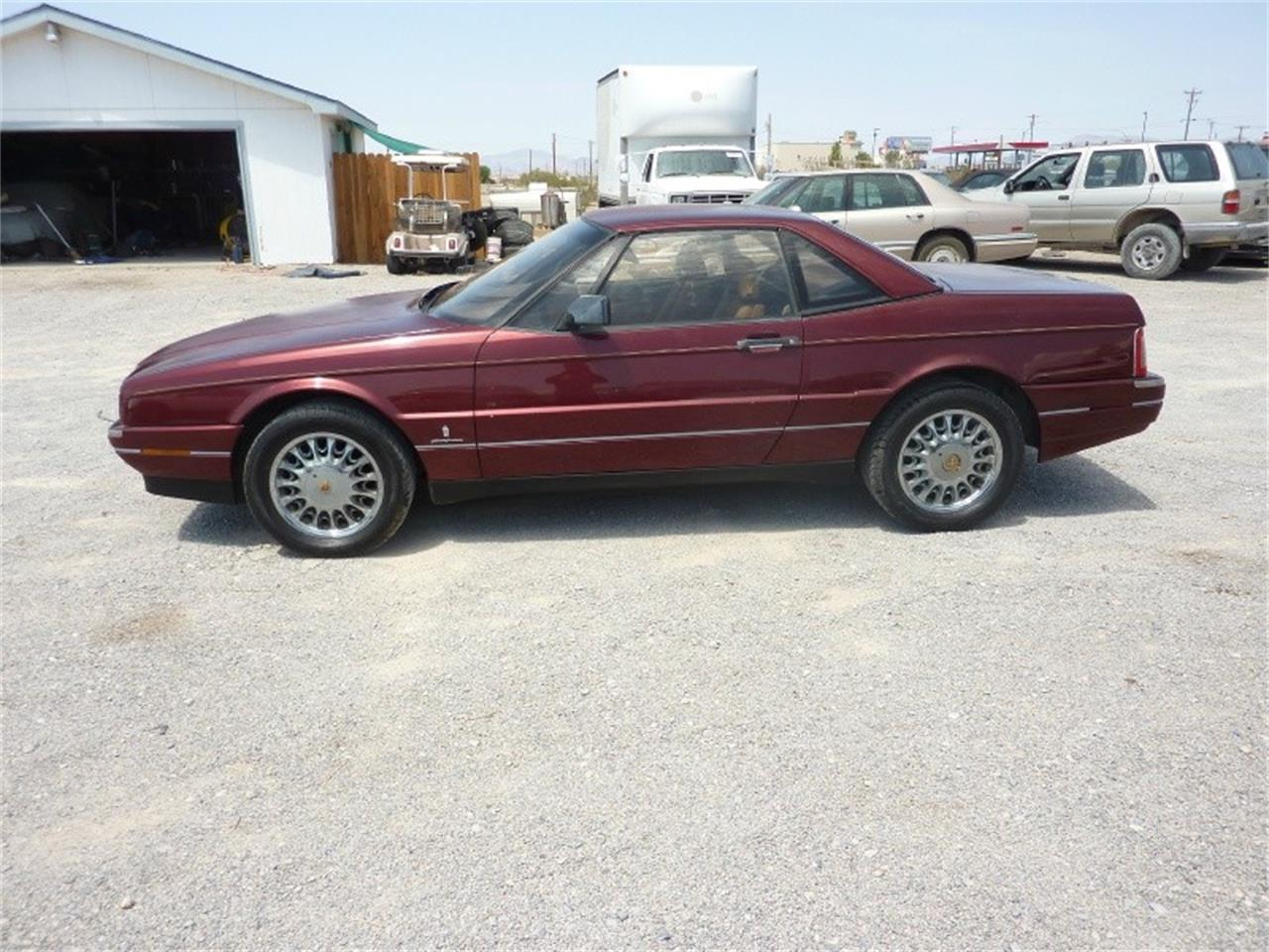 Large Picture of '89 Allante - LZ4N