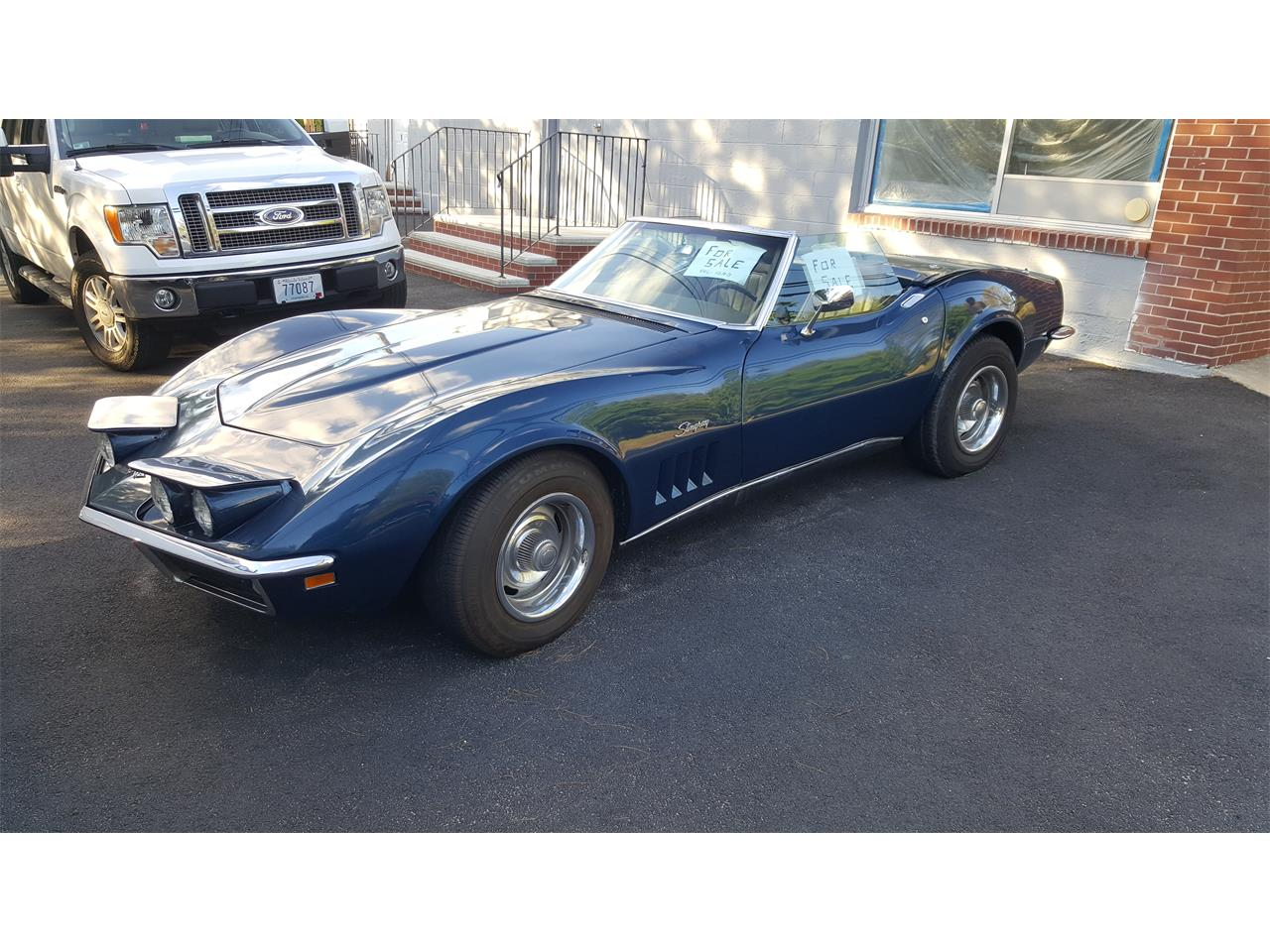 Large Picture of '69 Corvette - LZ4V
