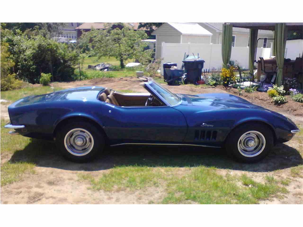 Cars For Sale In Ri: 1969 Chevrolet Corvette For Sale