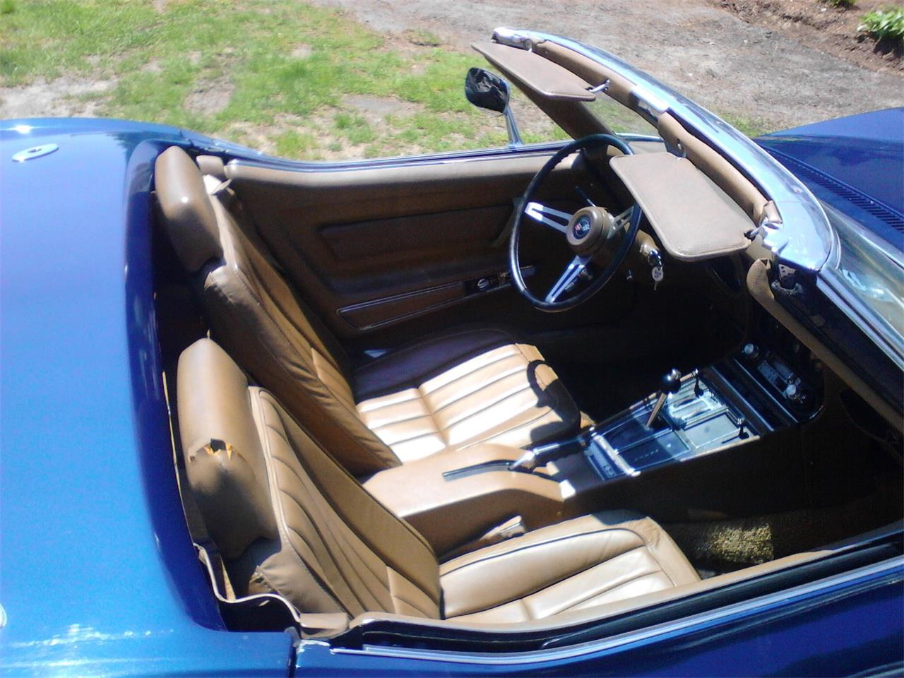 Large Picture of Classic 1969 Chevrolet Corvette located in Warwick Rhode Island - $32,000.00 - LZ4V