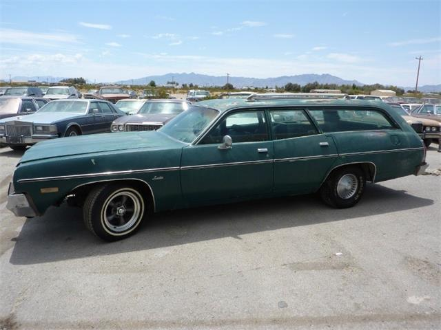 Picture of 1974 Plymouth Satellite located in Ontario California - $2,999.00 - LZ5L