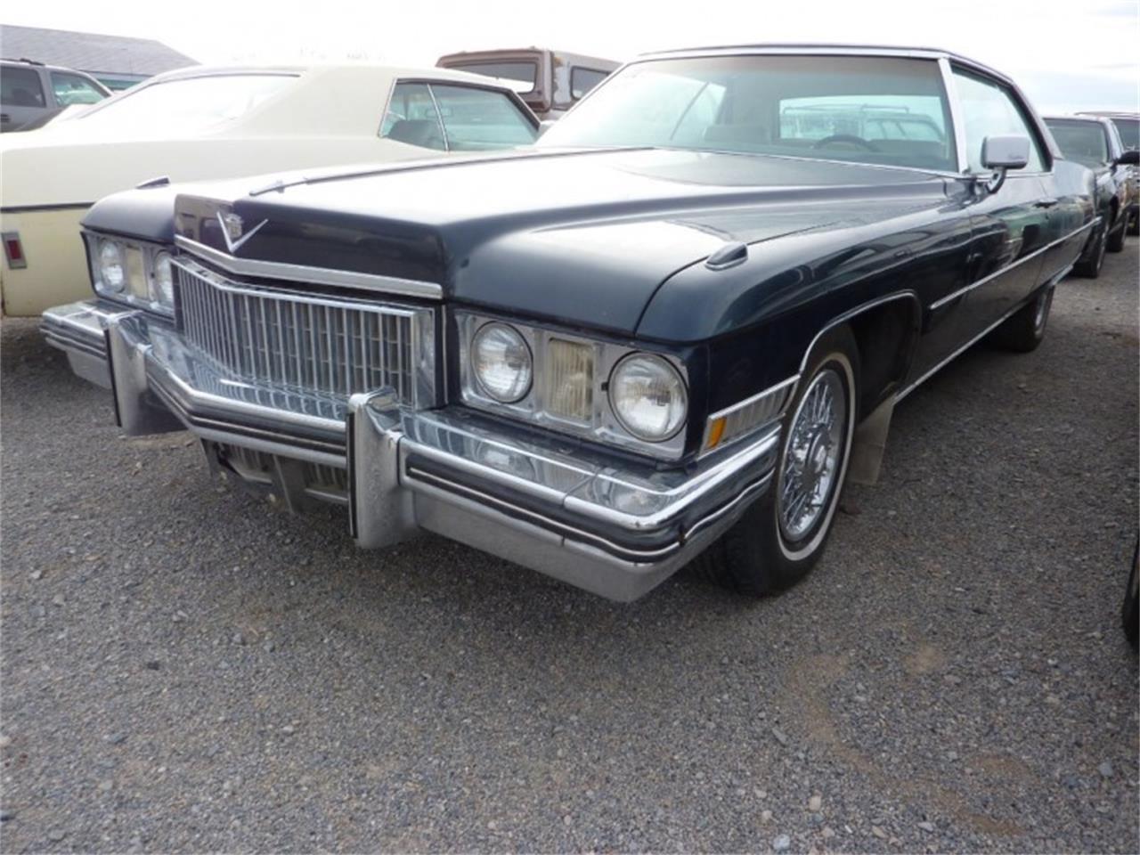 Large Picture of '73 DeVille - LZ5Y