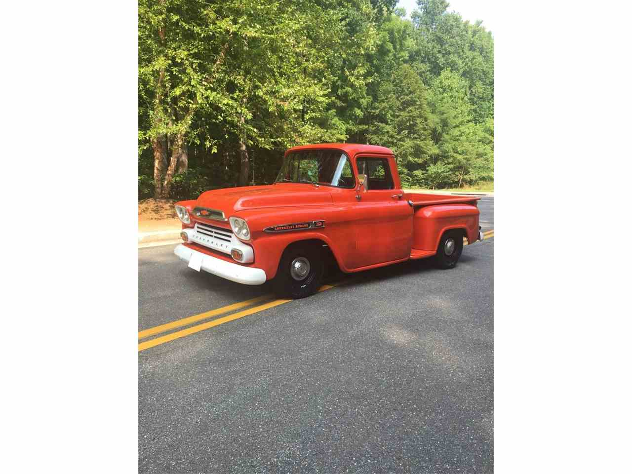 Large Picture of '59 Apache - LVG8