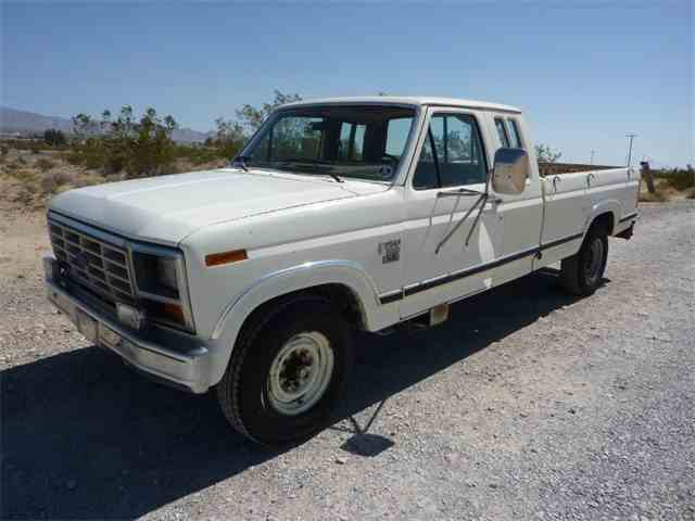 Picture of '83 F250 - LZ6G