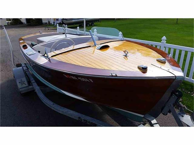 Picture of Classic 1958 Boat - $14,900.00 - LZ6I