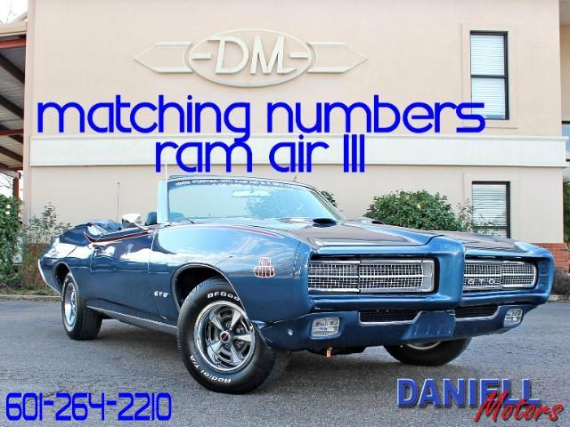 Picture of Classic '69 GTO located in Hattiesburg Mississippi - $89,900.00 Offered by  - LZ7H