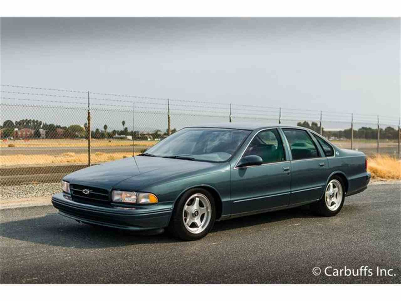 Large Picture of '96 Impala SS - LVGD