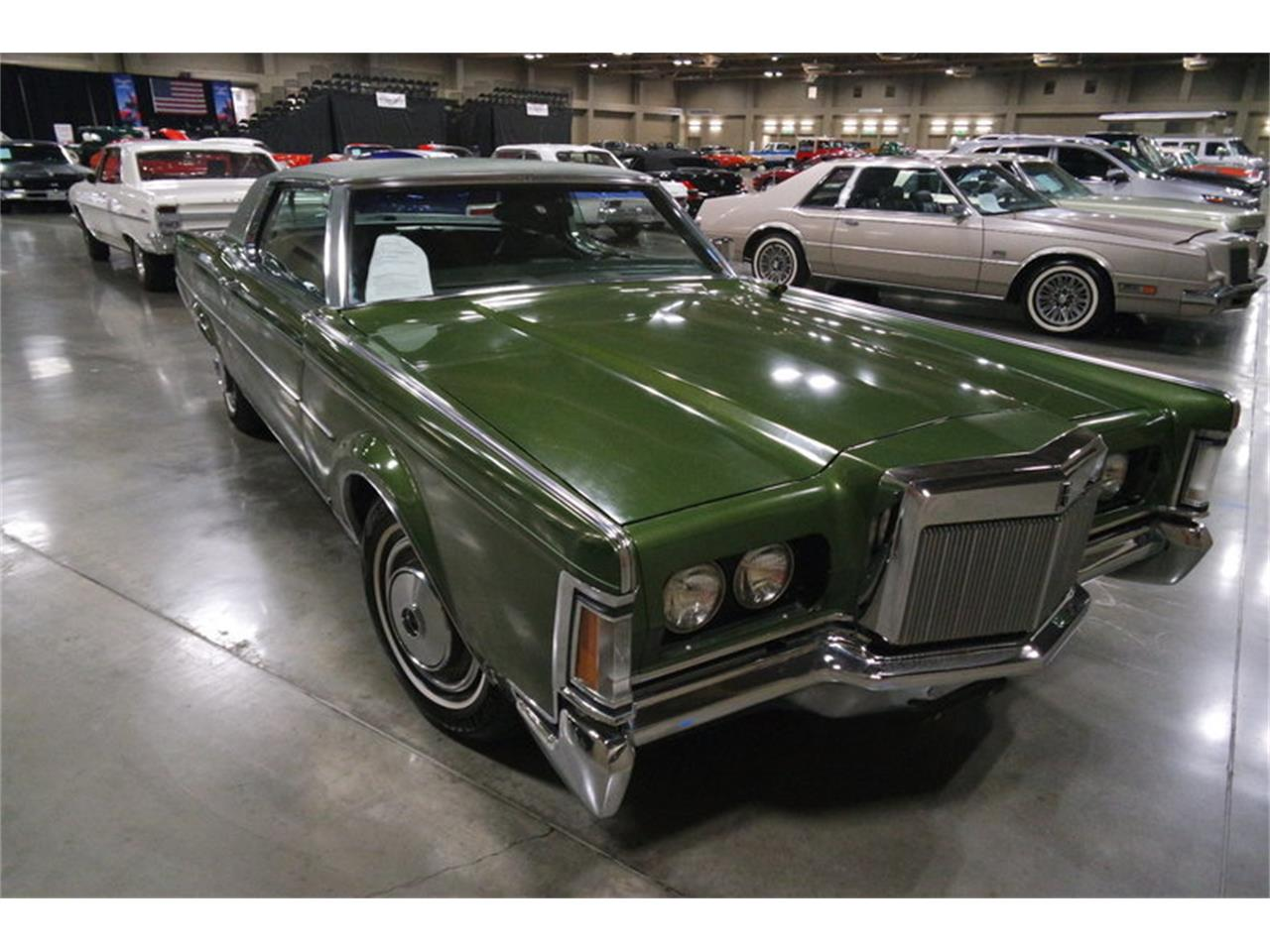 1971 Lincoln Continental Mark Iii For Sale Classiccars Com Cc
