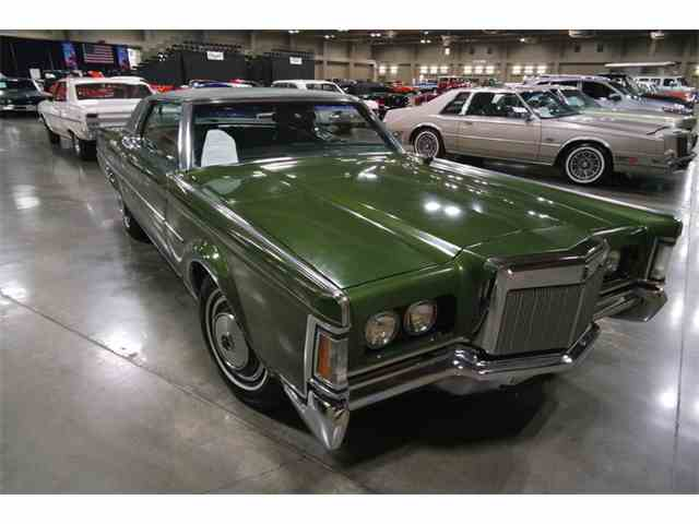 Picture of '71 Continental Mark III - LZ7O