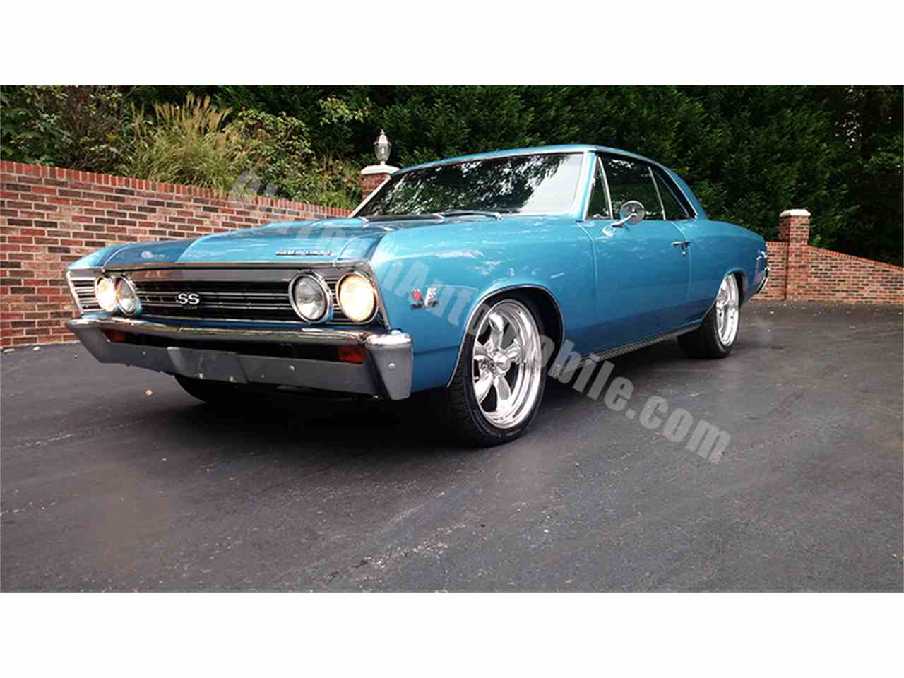 Large Picture of '67 Chevelle SS - LVGF