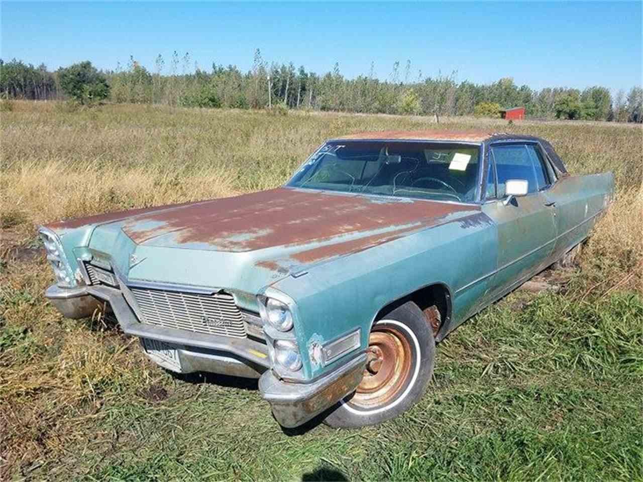 1968 Cadillac Coupe DeVille for Sale | ClicCars.com | CC-1025457