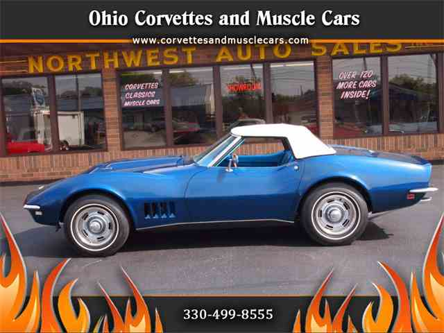 Picture of '68 Corvette - LZ9L