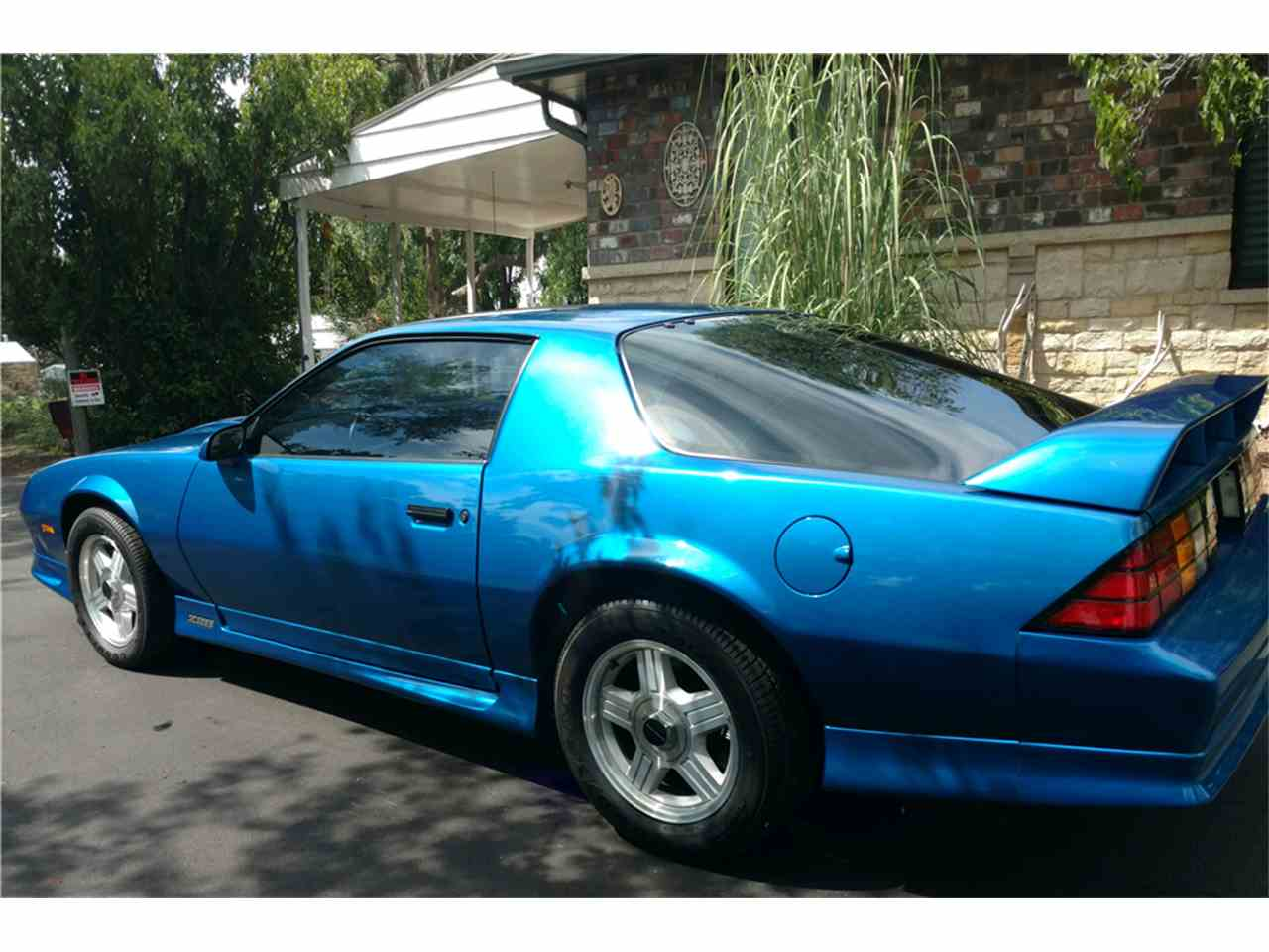 1992 chevrolet camaro z28 for sale cc 1025562. Black Bedroom Furniture Sets. Home Design Ideas