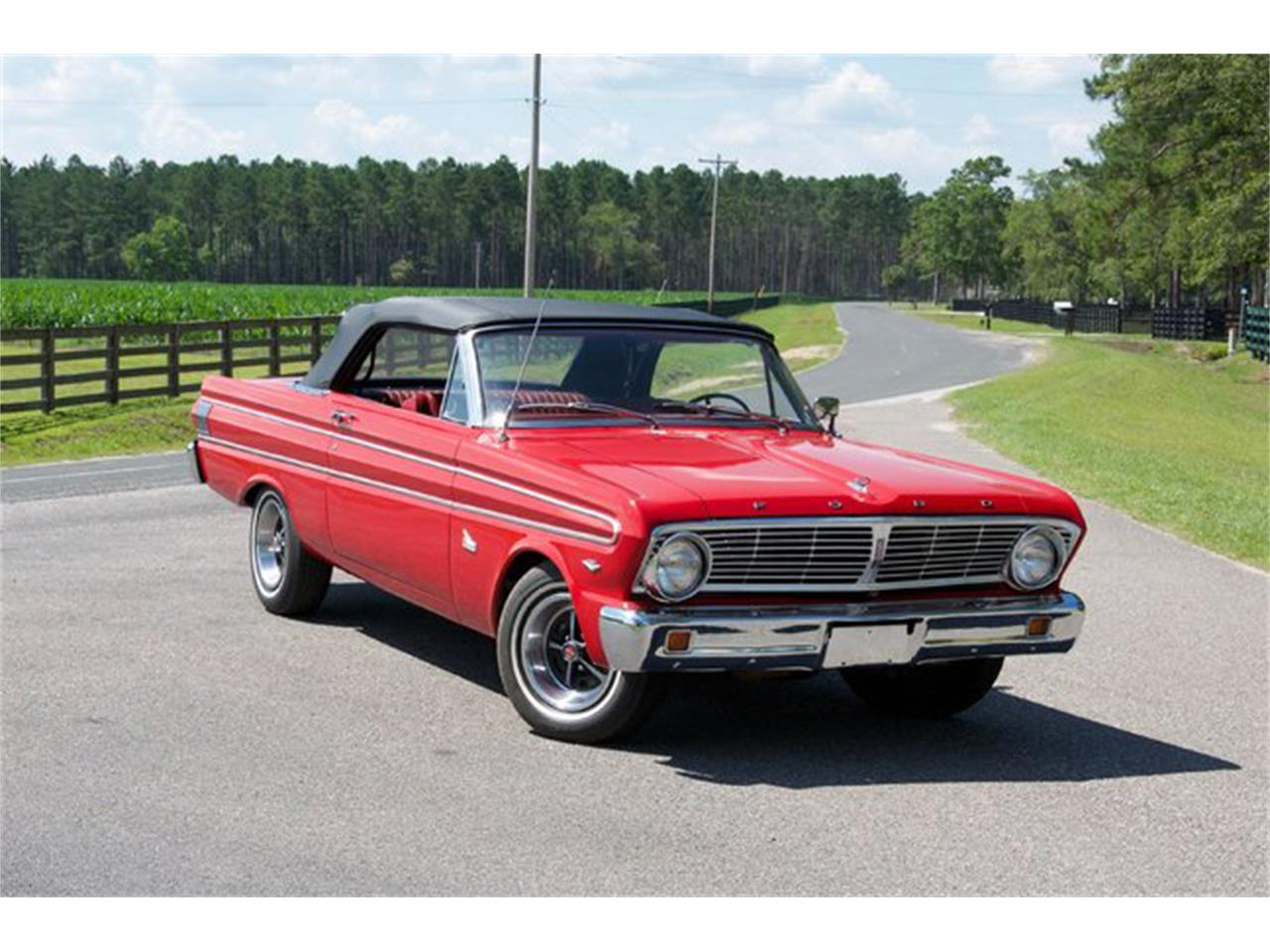 1964 Ford Falcon Futura For Sale Cc 1025583 Large Picture Of 64 Lzcf