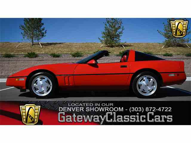 Picture of 1989 Chevrolet Corvette Offered by Gateway Classic Cars - Denver - LZDF