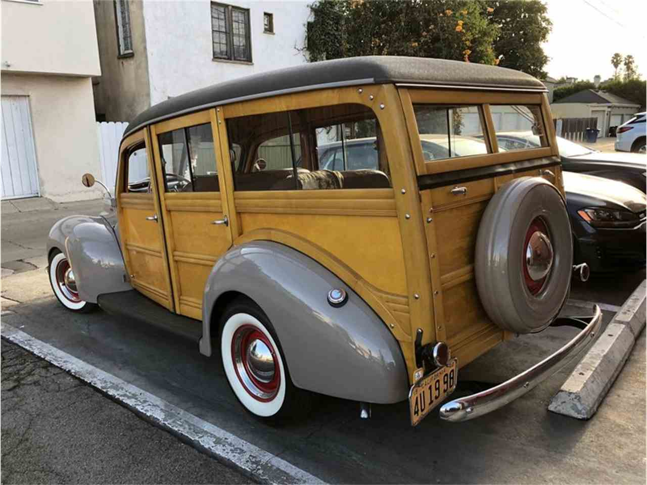 Large Picture of 1940 Deluxe located in Los Angeles California Offered by Exclusive Motorcars - LVGZ