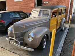 Picture of 1940 Ford Deluxe - LVGZ