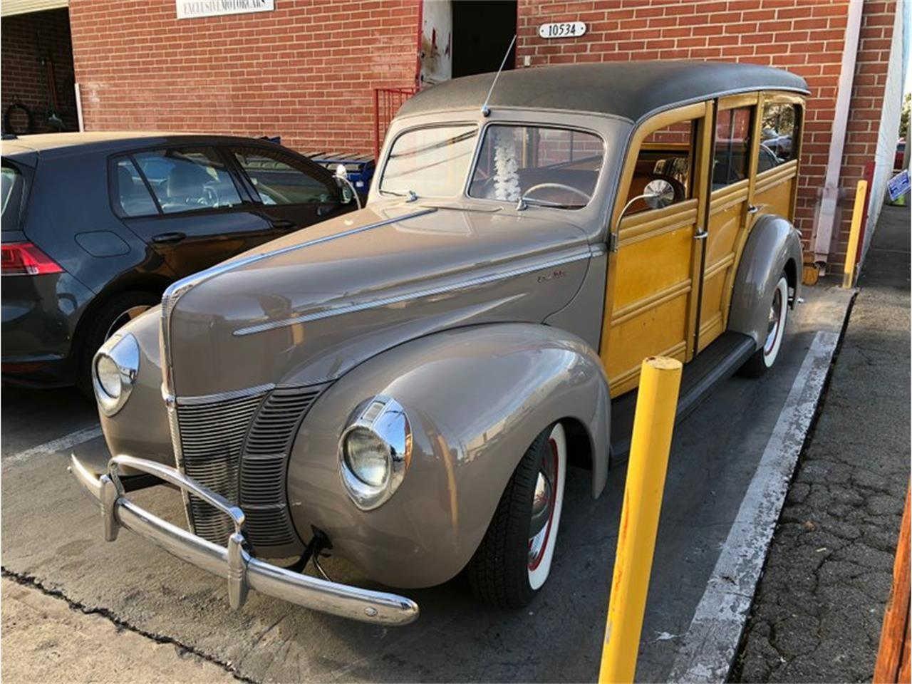 Large Picture of '40 Ford Deluxe located in California Offered by Exclusive Motorcars - LVGZ