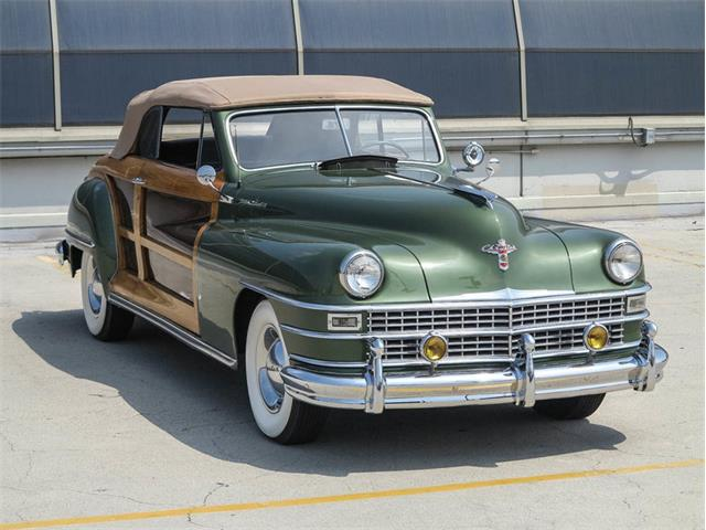 Picture of 1948 Town & Country located in California Auction Vehicle - LVH0