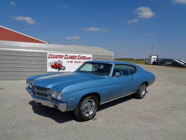 Picture of 1970 Chevrolet Malibu located in Illinois - $18,950.00 Offered by  - LZF4
