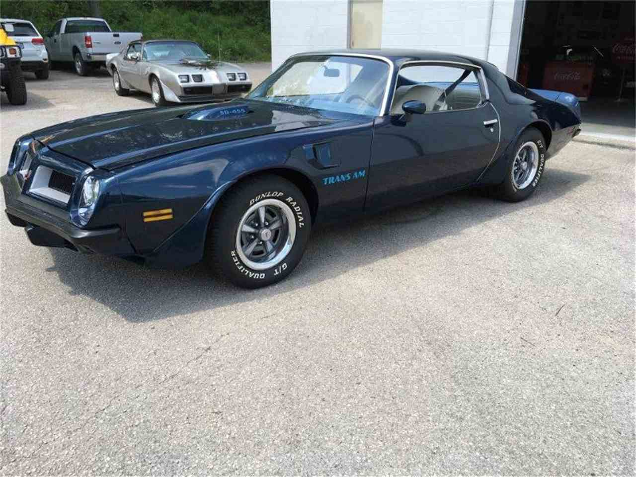 Large Picture of '74 Firebird Trans Am - LVHA