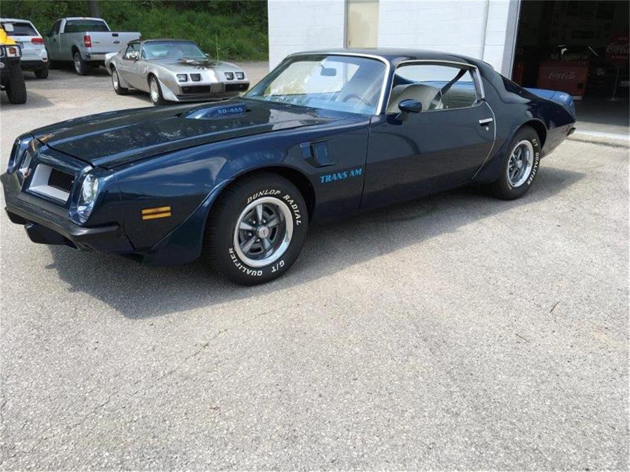Large Picture of 1974 Pontiac Firebird Trans Am located in Ontario Auction Vehicle - LVHA