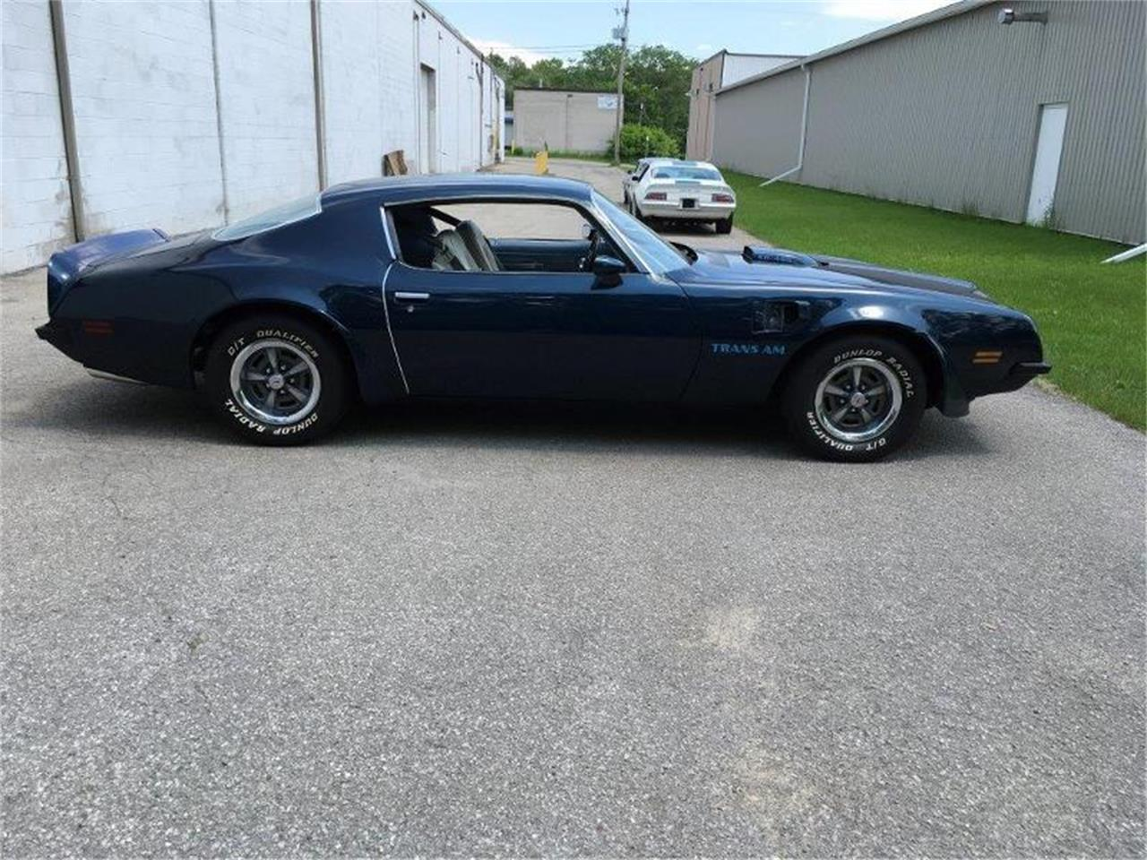 Large Picture of 1974 Firebird Trans Am located in Ontario Auction Vehicle - LVHA