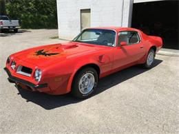 Picture of '74 Pontiac Firebird Trans Am Offered by Old Brock Muscle Cars - LVHB