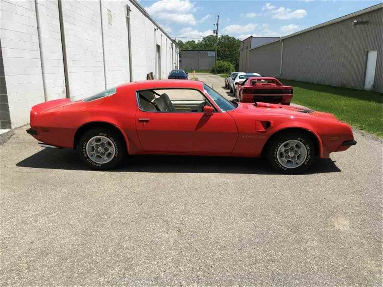 Large Picture of '74 Firebird Trans Am - LVHB