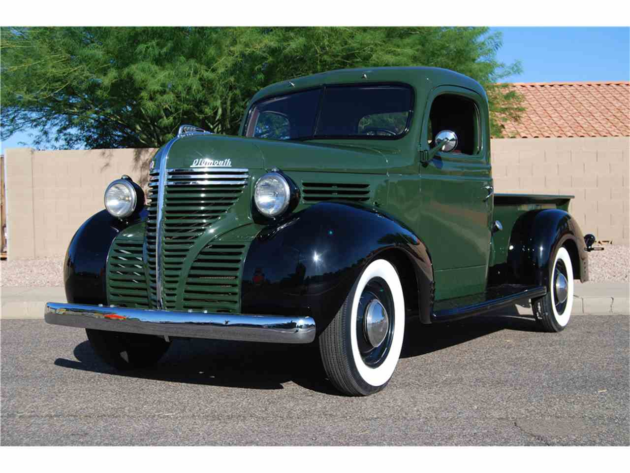 1940 Plymouth Pickup for Sale   ClassicCars.com   CC-1025798